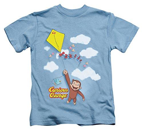 Price comparison product image Juvenile: Curious George - Flight Kids T-Shirt Size 5 / 6