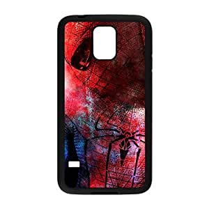 Pictures Of Spiderman Samsung Galaxy S5 Cell Phone Case Black xlb-239583