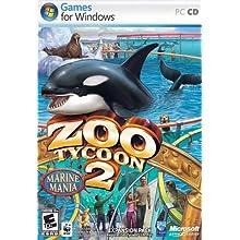 Zoo Tycoon 2: Marine Mania Expansion - PC