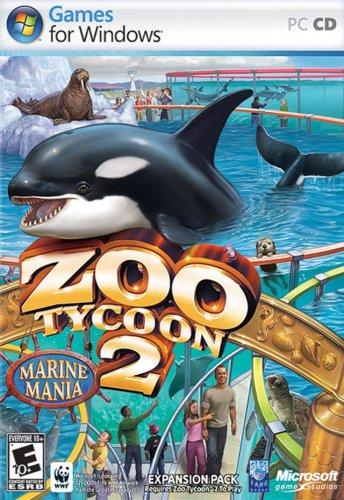 Zoo Tycoon 2  Marine Mania Expansion   Pc