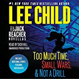 Three More Jack Reacher Novellas: Too Much