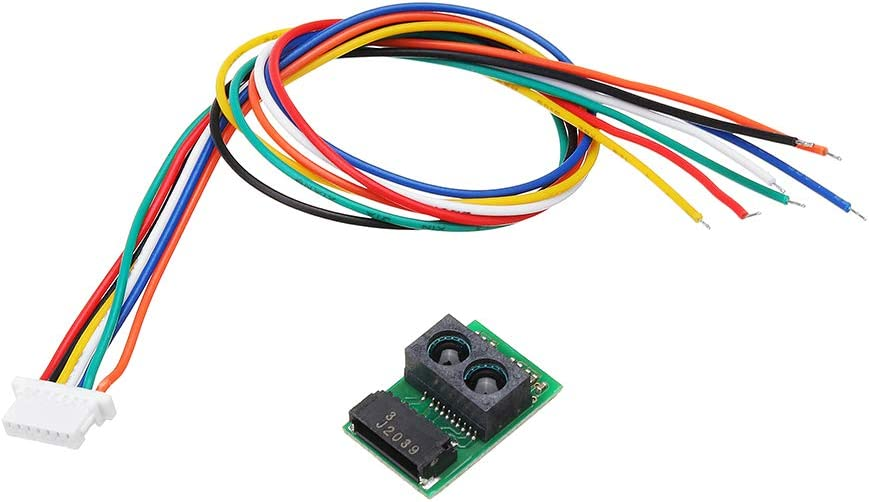 ROUHO Gp2Y0E03 4-50Cm Distancia Sensor M/ódulo Infrarrojo Que Van De Salida del Sensor M/ódulo I2C Precisi/ón Alta