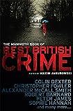 The Mammoth Book of Best British Crime 7 (Mammoth Books)