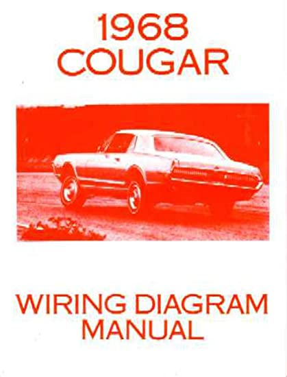 1968 mercury cougar wiring diagram trusted wiring diagrams u2022 rh sivamuni com
