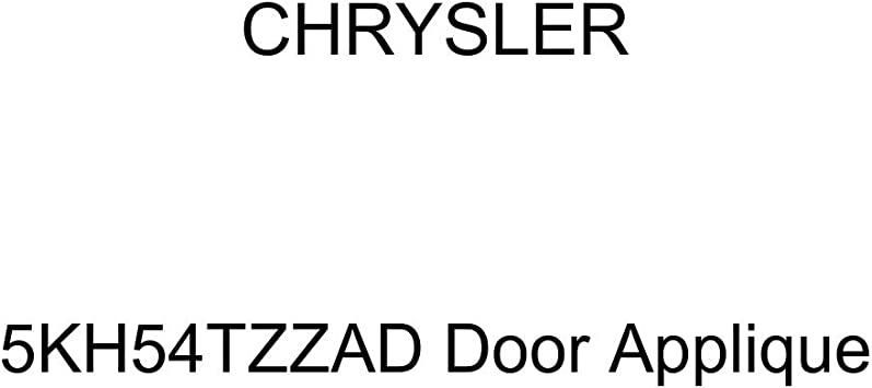 Genuine Chrysler 5KH54TZZAD Door Applique