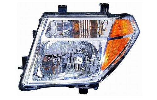 Vision Automotive NS10094A1L 05-08 NISSAN FRONTIER / 05-07 NISSAN PATHFINDER HEADLIGHT - DRIVER SIDE ASSEMBLY