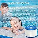 BIHARNT 4 Pack 90352E Type VI Spa Filter