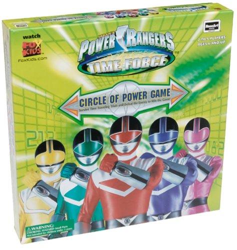 power rangers board game - 7