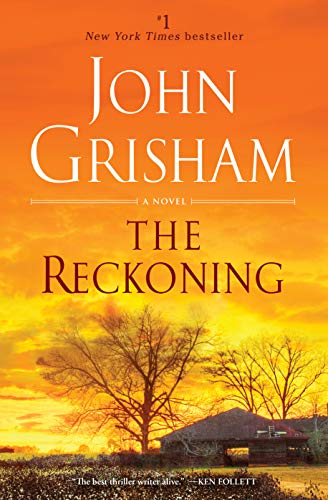Book cover from The Reckoning: A Novel by John Grisham
