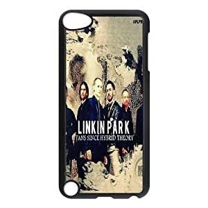 James-Bagg Phone case Linkin Park Rock Music Band Protective Case FOR Ipod Touch 5 Style-19