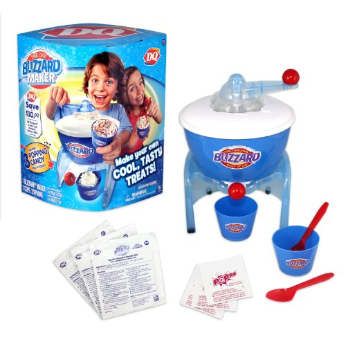 Dairy Queen Toys : Dairy queen blizzard maker buy online in uae toy