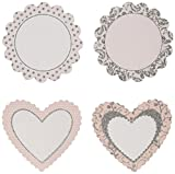 Ruby Rock-It Wedding Tokens Foiled Cardstock Die