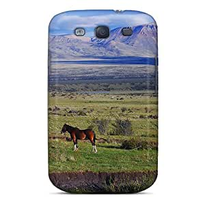 Special AnnaTwins Skin Case Cover For Galaxy S3, Popular El Calafete Phone Case