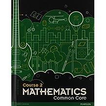MIDDLE GRADE MATH COMMON CORE COURSE 2 STUDENT EDITION
