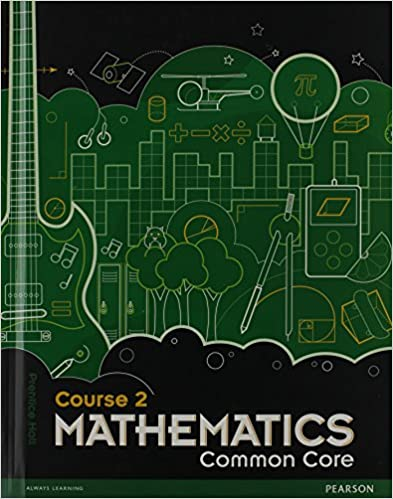 Amazon.com: MIDDLE GRADE MATH COMMON CORE COURSE 2 STUDENT EDITION ...