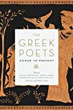 cover of The Greek Poets: Homer to the Present