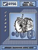 ATSG Mazda VW Rover Jaguar JATCO JF506E Techtran Transmission Rebuild Manual