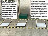kanglifen 3D Shoe Soles disinfecting Floor