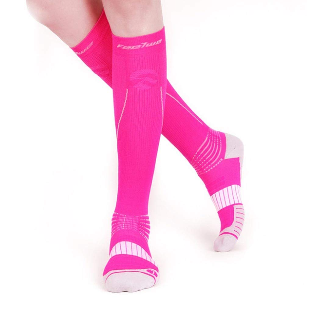 e80a050d9 4 200N Tube Female Socks Outdoor Sports Sports Sports Socks Quick-drying  Adult Running Compression Socks 2 Pairs 152bfc