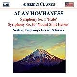 Hovhaness%3A Symphony No%2E 1 %2D Exile