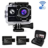 Best Action Cameras - APEMAN Action Camera FHD 1080P WiFi Waterproof Cam Review