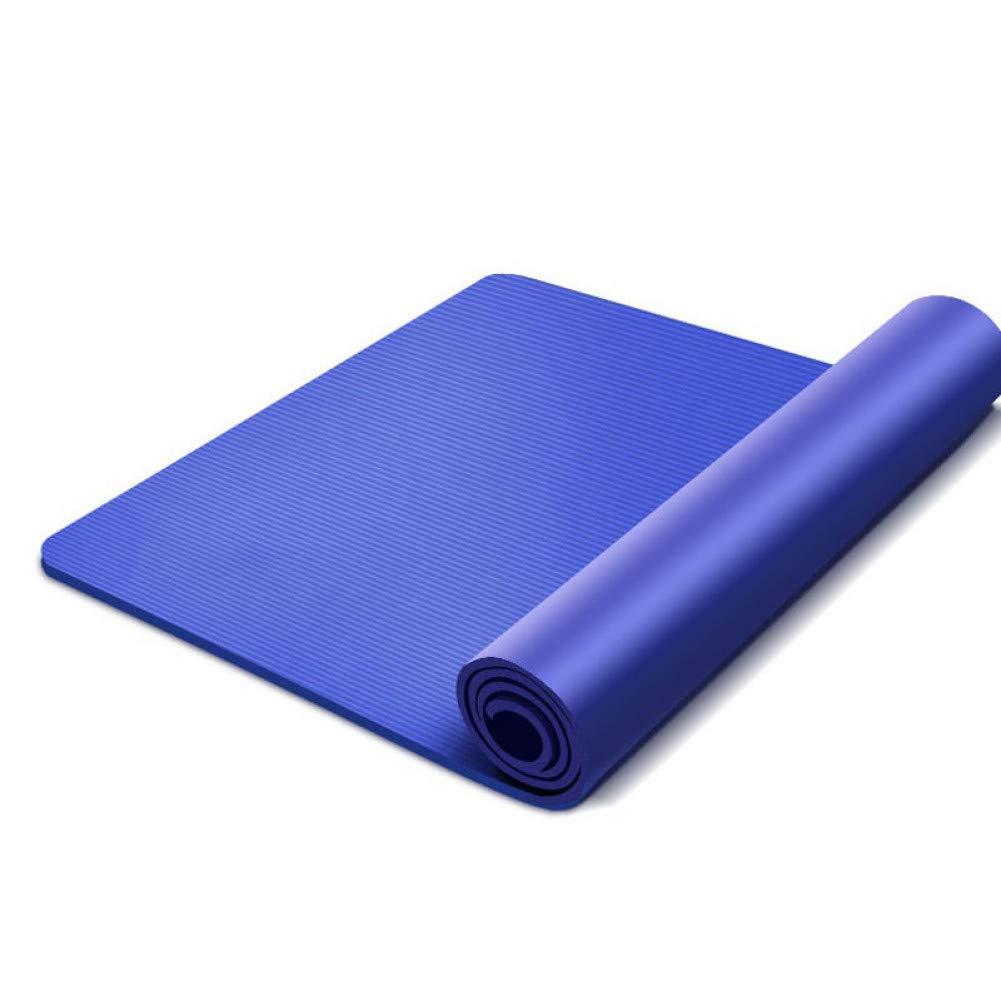 EYCFSJ Engrosado 15 Mm Antideslizante Esteras De Yoga para ...