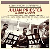 Keep Swingin' + Spiritsville by Julian Priester (2011-08-02)