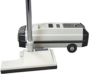 "Perfect C103 Powerteam Lightweight Canister Vacuum Cleaner with 15"" Power Nozzle"