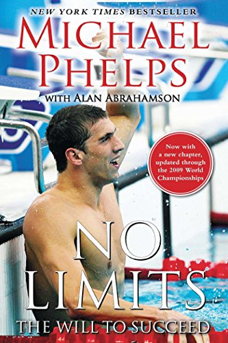 No Limits: The Will to Succeed [Michael Phelps - Alan Abrahamson] (Tapa Blanda)