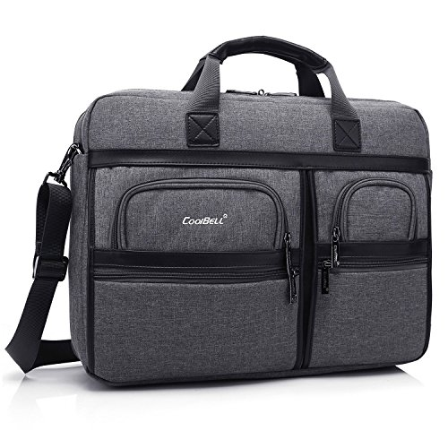 CoolBELL Messenger Briefcase Multi functional Ultrabook