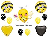 Anagram MAMA TO BEE BABY SHOWER Balloons Decorations Supplies Momma Bumblebee by