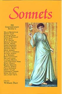 The Sonnet A Comprehensive Anthology Of British And American