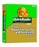 QuickBooks Premier Manufacturing and Wholesale Edition 2005