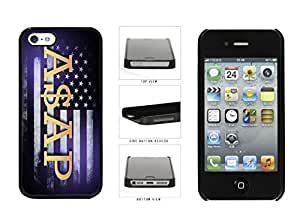 ASAP USA Flag Plastic Phone Case Back Cover Apple iPhone 5 5s