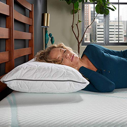 Tempur-Pedic TEMPUR-Cloud Soft & Conforming Pillow, Queen, Standard