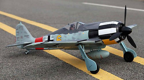 rc airplane radial engine - 7