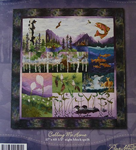 Calling Me Home 8 Pattern Set For Applique By Mckenna Ryan