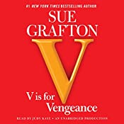 V is for Vengeance | Sue Grafton