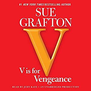 V is for Vengeance Hörbuch