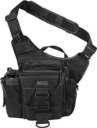 Amazon.com : Maxpedition Jumbo Versipack, Black : Hunting Game ...
