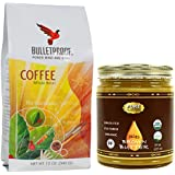 Bulletproof 12oz coffee with Pure Traditions 8oz Brown butter ghee