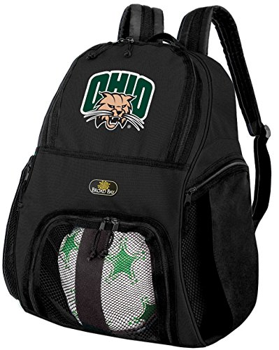 Broad Bay Ohio University Soccer Backpack or Ohio Bobcats Volleyball Bag by Broad Bay