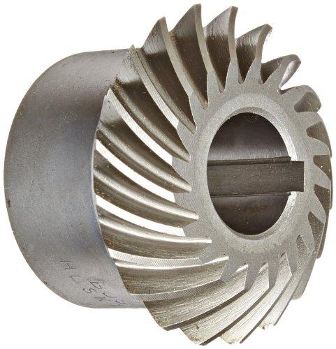 - Boston Gear HLSK103YR Spiral Miter Gear, 35 Degree Spiral Angle, 1:1 Ratio, 0.750