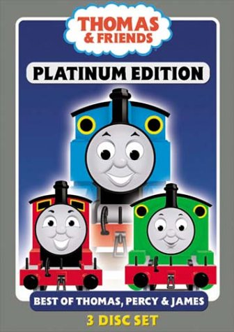 Thomas the Tank Engine and Friends - Platinum Collection (Best of Thomas/James/Percy)