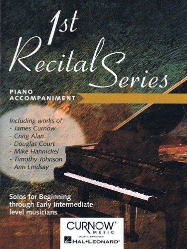 First Recital Series: Piano Accompaniment for Flute ebook