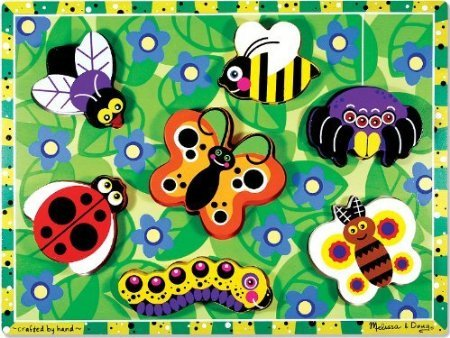 - Insects Chunky Puzzle