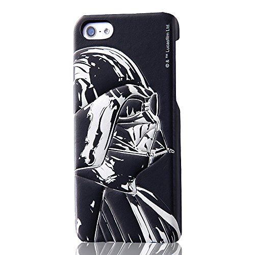 iPhone SE / 5s / 5 Star Wars pop-up leather / Darth Vader RT-SWP5SB / D
