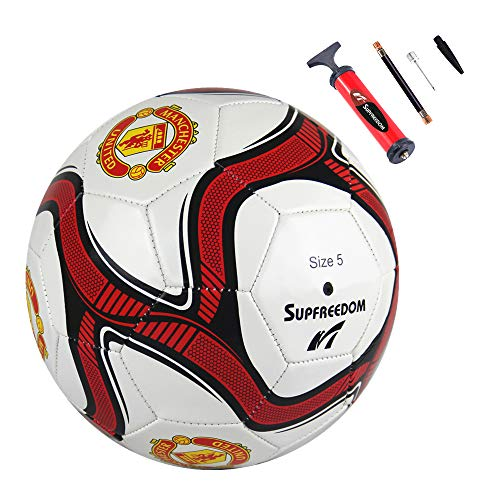 manchester united ball size 5 - 3