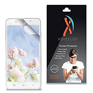 XShields© (4-Pack) Screen Protectors for Doov D8 (Ultra Clear)