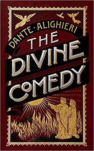 when did dante write the divine comedy